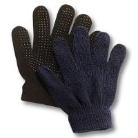 COTTON GLOVES, NONSLIP, ONE SIZE
