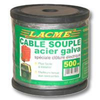 LACME 500 MT STEEL ELECTRICAL WIRE