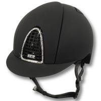 KEP ITALIA HELMET model CROMO T with SWAROVSKI