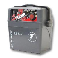 BATTERY DRIVEN LACME SECUR 500 9V-12V, 5 JOULE ELECTRIFIER