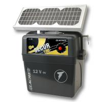 ENERGIZER LACME MODEL SECUR 100 SOLIS WITH INTEGRATED SOLAR PANEL