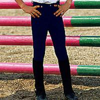 STRETCH COTTON BREECHES mod. JODHPUR FOR KIDS