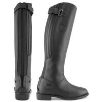 EQUI-COMFORT CHILDEREN'S RIDING ZIP-ON BOOTS AND ELASTICATED INSERTS
