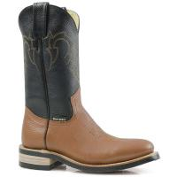 BILLY BOOTS ROPER ROUND TOE