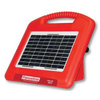 FENCELINE S600 FENCER WITH INTEGRATED SOLAR PANEL