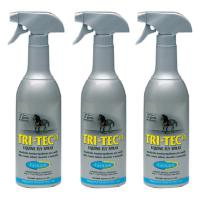 SET 3 PIECES art. 0853 FARNAM TRI-TEC 14 600 ml FLY REPELLENT