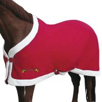 CHRISTMAS HORSE RUG POLYESTER - 9307