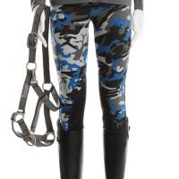 TROUSERS DASLO model CAMOUFLAGE LIGHT COTTON for WOMAN