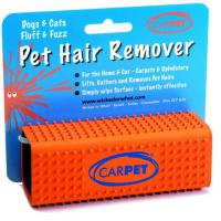 HAIR REMOVER FOR RUG AND SADDLECLOTH