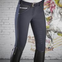 EQUILINE WOMEN BREECHES model JESSICA HALF GRIP