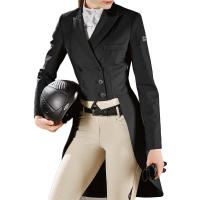 HUNTER DRESSAGE TAILCOAT FRAC WOMAN EQUILINE model MACKENZIE CUSTOMIZABLE