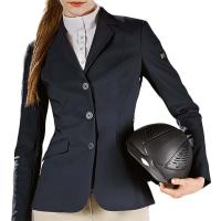 HUNTER COMPETITION JACKET WOMAN EQUILINE model HAYLEY HUNTER