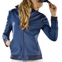 SOFTSHELL JACKET EQUILINE UNISEX model KENDALL