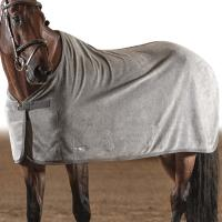 FLEECE RUG EQUILINE model HUGO