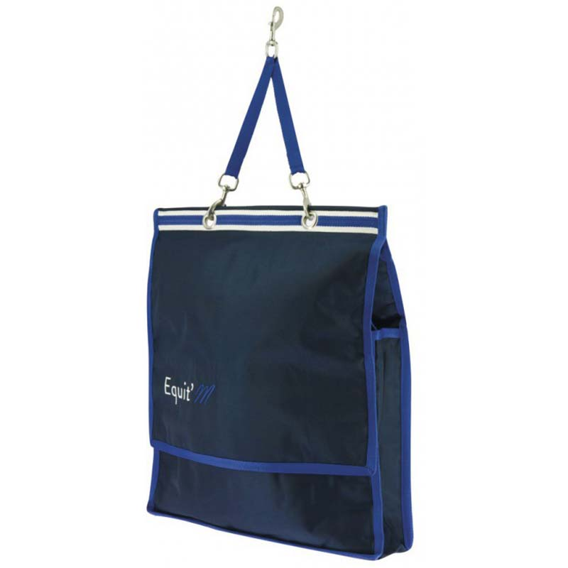 HANGING BAG BOX HOLDER FOR BANDAGES AND GROOMING STYLE EQUIT'M