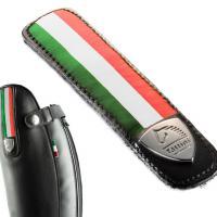 STRAP FOR BOOTS TATTINI WITH ITALIAN FLAG