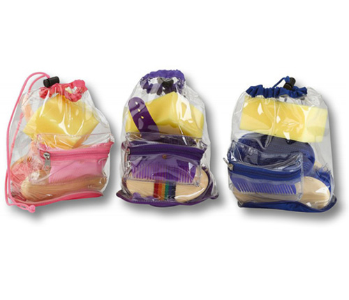 BAG KIT FOR CHILDREN GROOMING PACK CLEANING HORSE - MySelleria 46aa06bd9262d