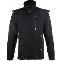 SOFTSHELL SPORT MAN JACKET WIND AND WATER-RESISTANT