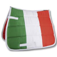 ENGLISH SADDLECLOTH WITH COLOR NATIONAL FLAG FULL