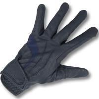 RIDING GLOVES HKM ANTISLIP AND STRETCH