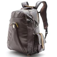 BACKPACK ICONPACK SAMSHIELD WITH LEATHER