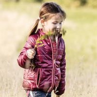 HORSEWARE REVERSIBLE JACKET FOR KID