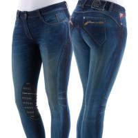 RIDING BREECHES ANIMO NAXIM LADIES JEANS - 9763