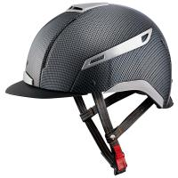 JIN STIRRUP CARBON DESIGN HELMET ULTRACOMPACT AND TECNOLOGICAL