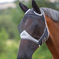 HORSE FLY MASK ERGONOMIC SOFT MESH - 0590