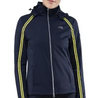 LADIES SOFTSHELL JACKET EQUILINE model CHIKI - 9233