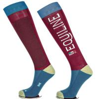 UNISEX EQUILINE SOCKS model CRIME