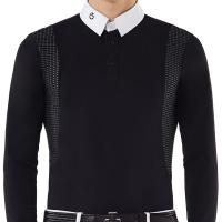 COMPETITION POLO CAVALLERIA TOSCANA JERSEY MAN - 9607