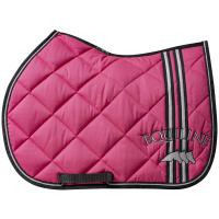 ENGLISH SADDLE PAD ERGONOMIC EQUILINE ROMBO GABRY
