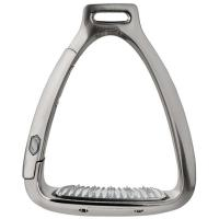 SAMSHIELD SHIELD'RUP SAFETY STIRRUPS IN ALUMINUM AND STEEL - 3155