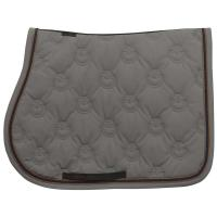 JUMPING SADDLE PAD CAVALLERIA TOSCANA CT LOGO