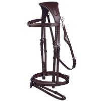 EQUILINE BRIDLE THAT CAN BE CUSTOMIZED TO YOUR LIKING, MODEL BJ300