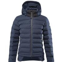 LADIES EQUILINE QUILTED BOMBER JACKET