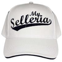 MY SELLERIA VINTAGE STYLE HORSE RIDING CAP WITH EMBROIDERY