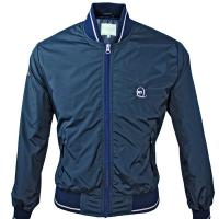 EQUESTRO WINTER BOMBER TECHNICAL FABRIC