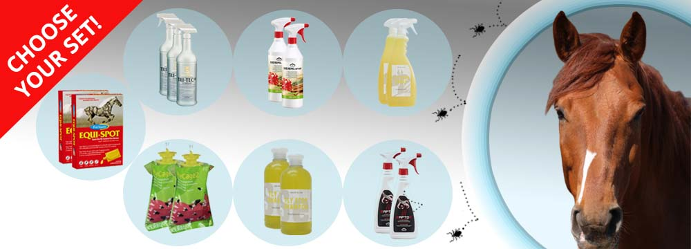 Special Repellents Offer: save buying our Sets!