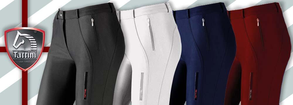 -25% Discount on New Tattini Breeches: Limited Stocks, take advantage!