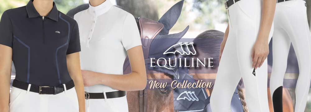 New EQUILINE SS '21 Collection: don't miss out the New Items!