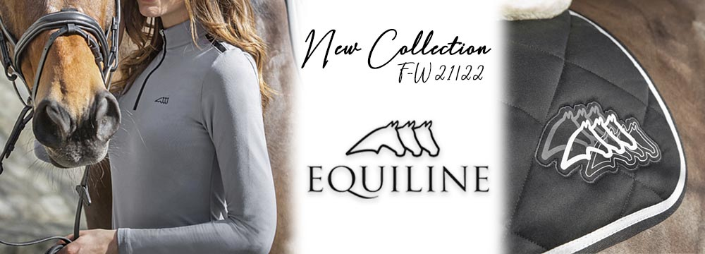 Equiline FW 2021/22 New Collection: new quality items!