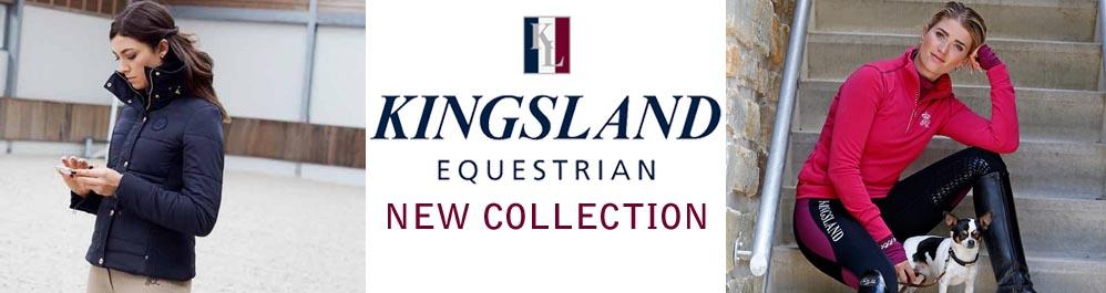 Kingsland Collection Autumn/Winter 2016/17