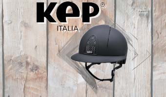 Kep Italia Helmet with Polo Visor!